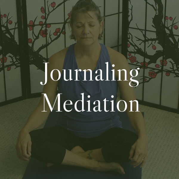 Journaling Mediation
