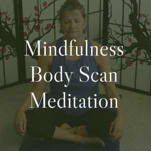 Mindfulness Body Scan Meditation